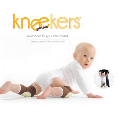 Kneekers® - For Little Crawlers