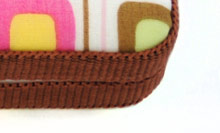 Custom Ribbon Trim - The Wipes Case
