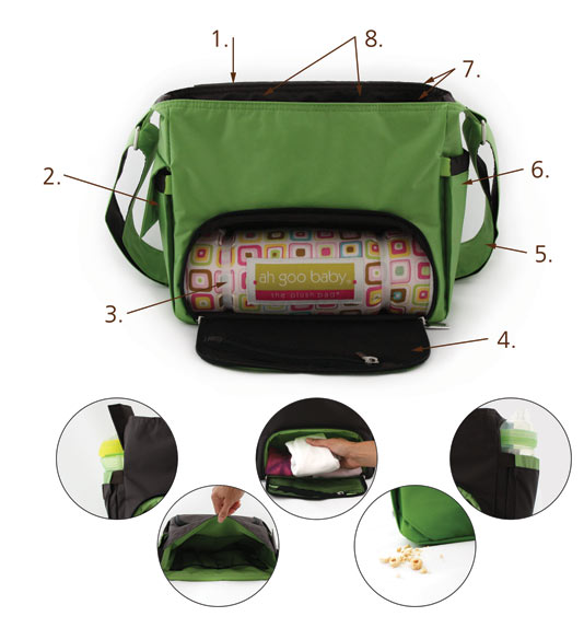 Grab-and-Go Bag Bullet Image